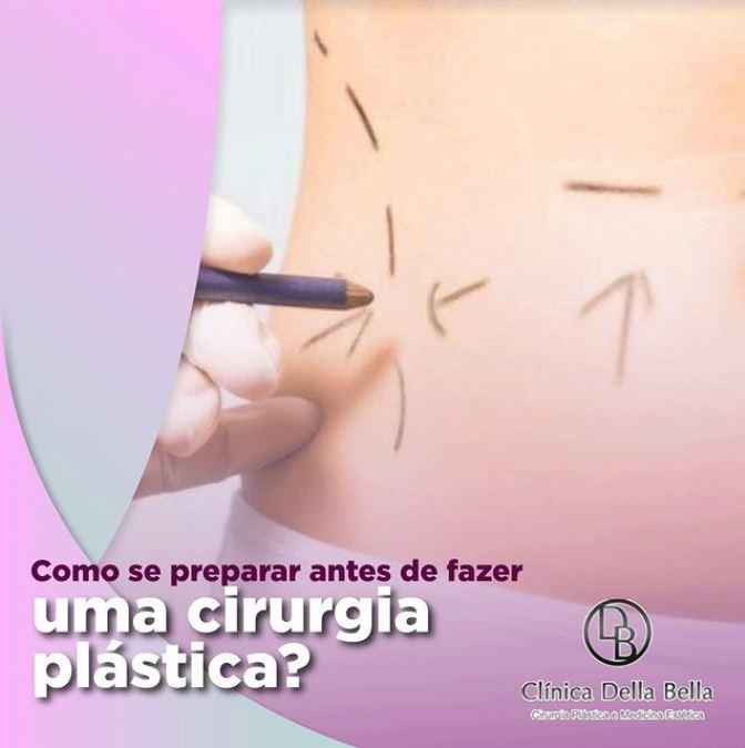 Como se preparar para uma cirurgia plástica?